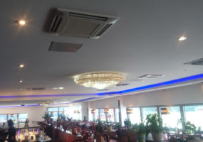 Klimatisierung Restaurant